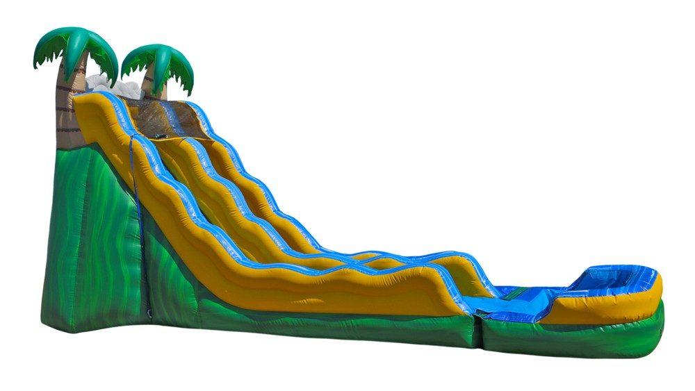17' Tropical Wave Water Slide